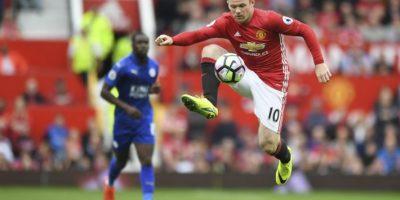 Manchester United resurge y golea al Leicester