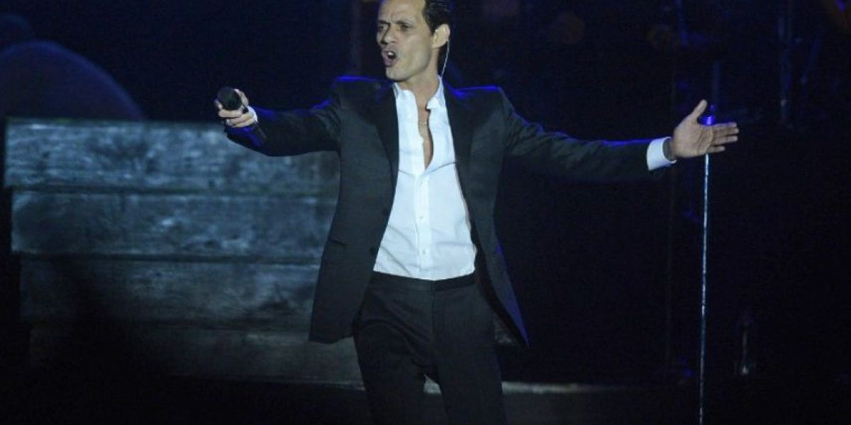 Marc Anthony estrena el documental