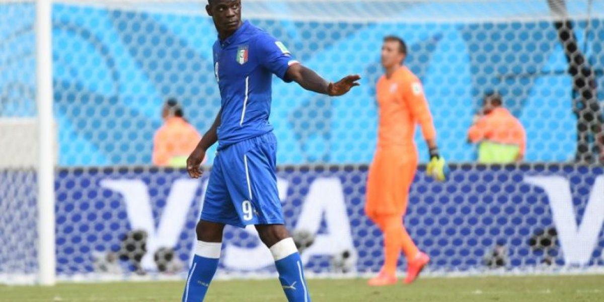 Mario Balotelli es preconvocado por la selección italiana