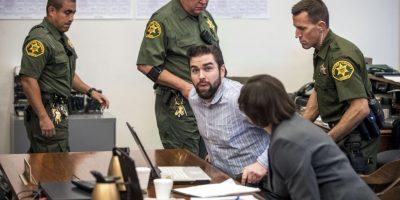 AP Foto:Le dan pena de muerte