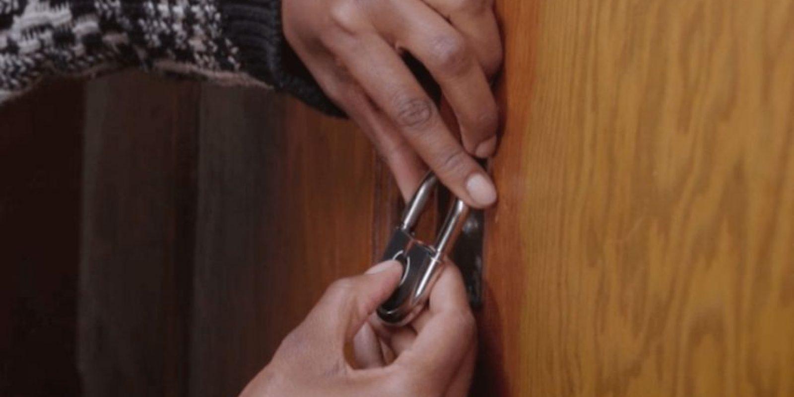 TappLock Foto:Elimina la necesidad de las llaves.