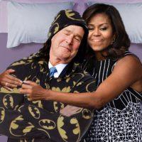 Reddit / Imgur Foto:¿Qué piensan de la pijama de Bush?
