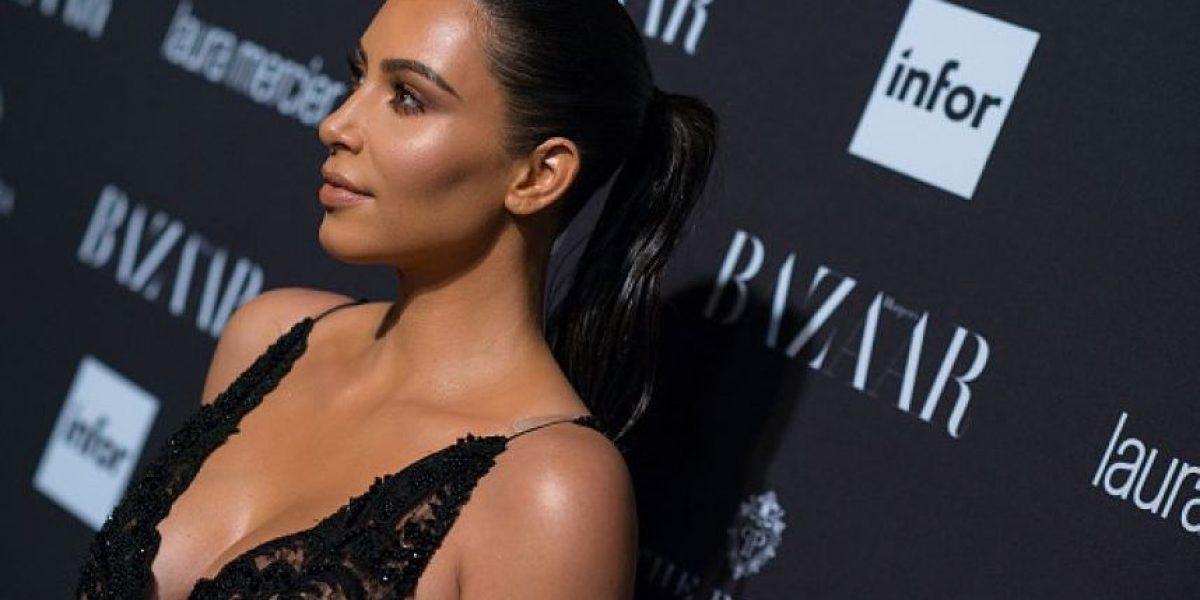 Kim Kardashian lanza inusual fragancia de su trasero y fans enloquecen
