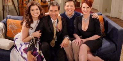 Elenco de la serie Will y Grace anuncia su regreso