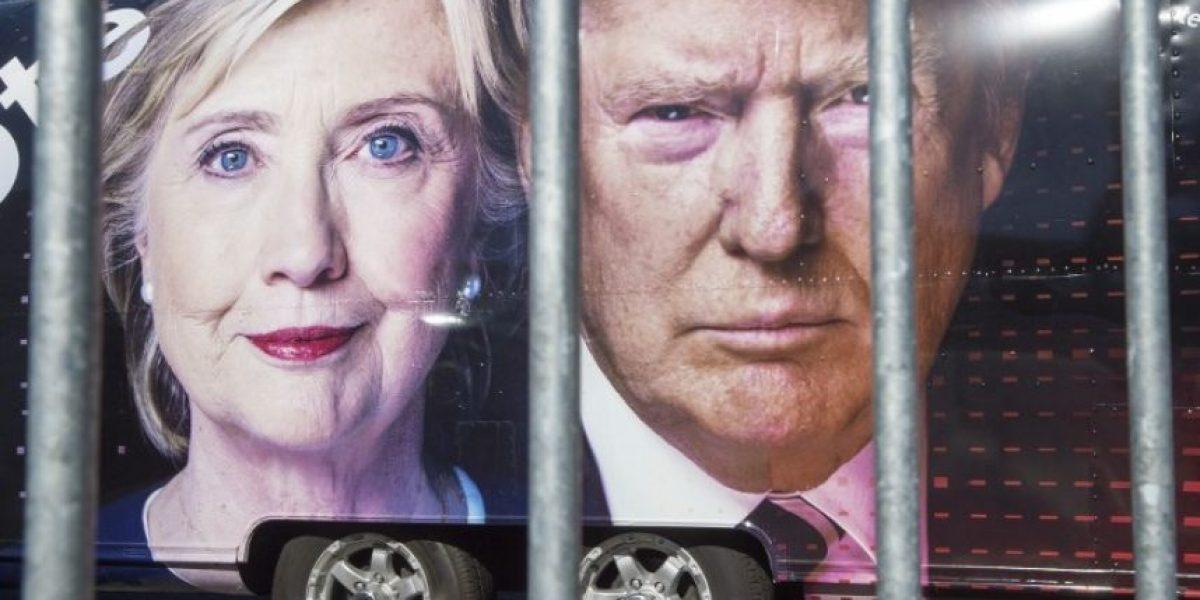 EN VIVO. Primer debate entre Hillary Clinton y Donald Trump