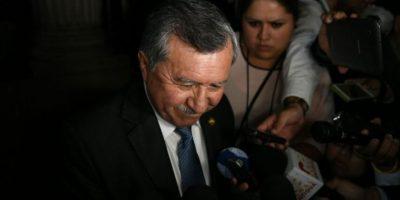 La Fiscalía acude con jueza y ratifica el antejuicio en contra del diputado oficialista Edgar Ovalle