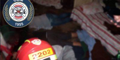 Identifican a familia asesinada en su casa en Villa Nueva