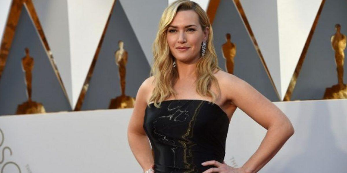 Kate Winslet sufrió bullying por su apariencia física