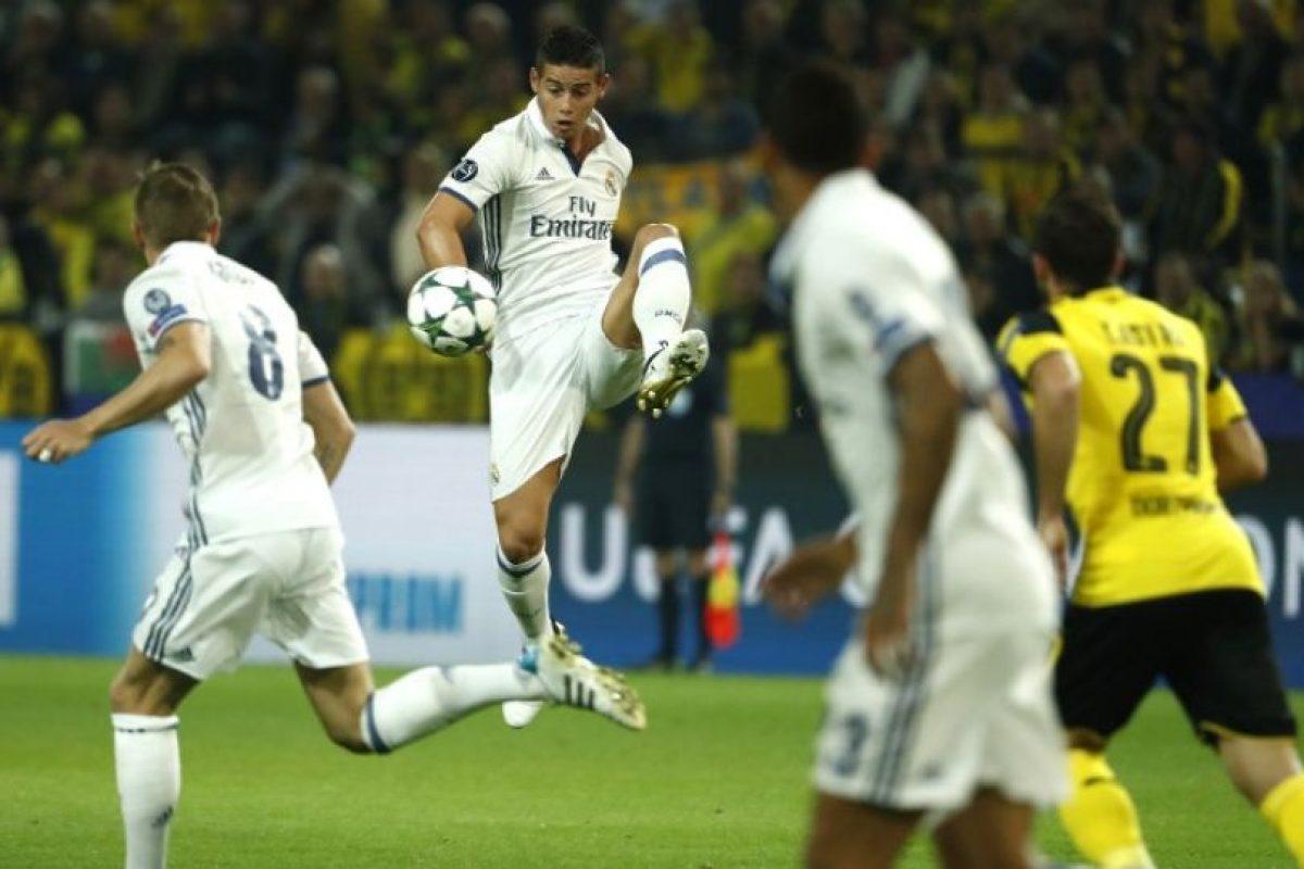 En Dortmund se disputó el partido más atractivo de la segunda jornada de la Champions. Foto: AFP