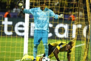 En Dortmund se disputó el partido más atractivo de la segunda jornada de la Champions. Foto:AFP
