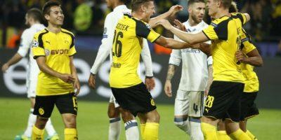 #Champions El Madrid se estrella contra un Dortmund que nunca se rindió