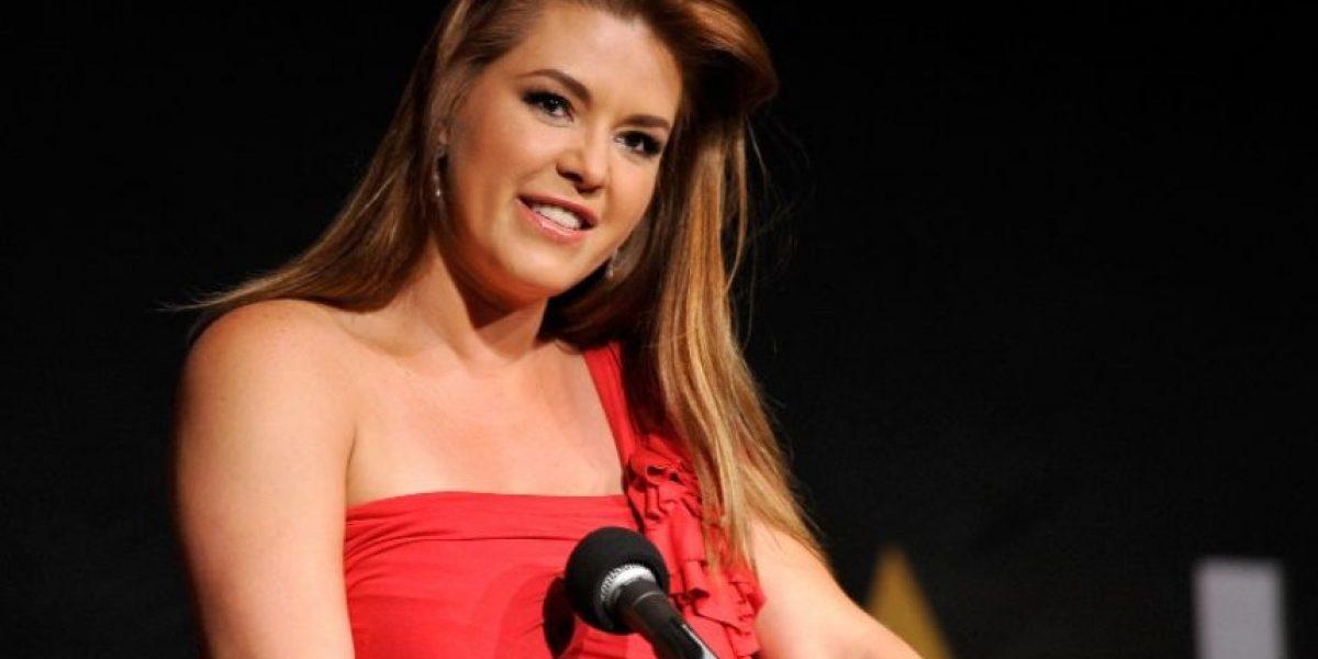 Alicia Machado fue parte del debate entre Hillary Clinton y Donald Trump