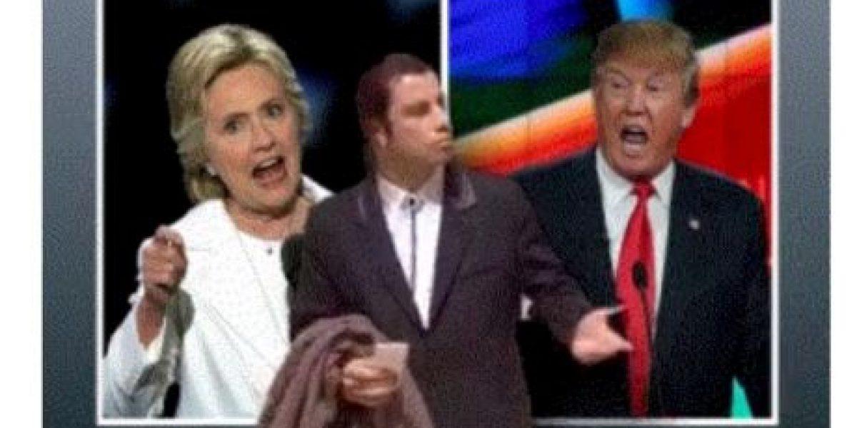 Trump vs Clinton: Los memes que dejó el debate presidencial