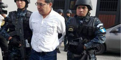 Capturan al exministro Elmer López por compra de maíz de contrabando en estado de calamidad de 2014