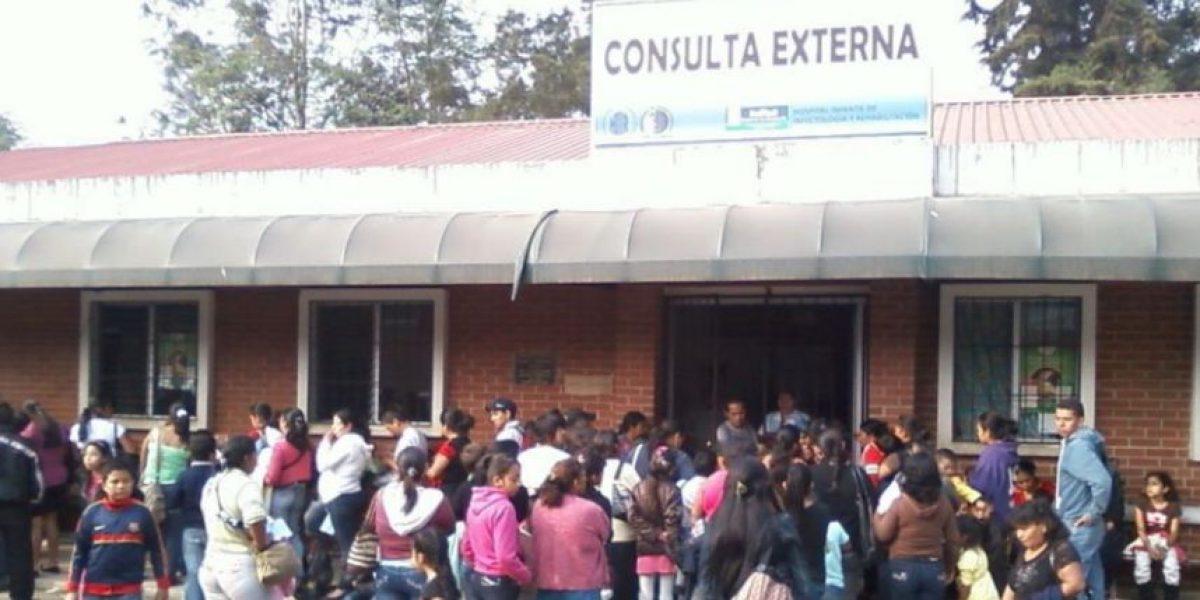 Confirman presencia de bacteria Serratia Marcescens en sueros del Hospital Infantil de Infectología