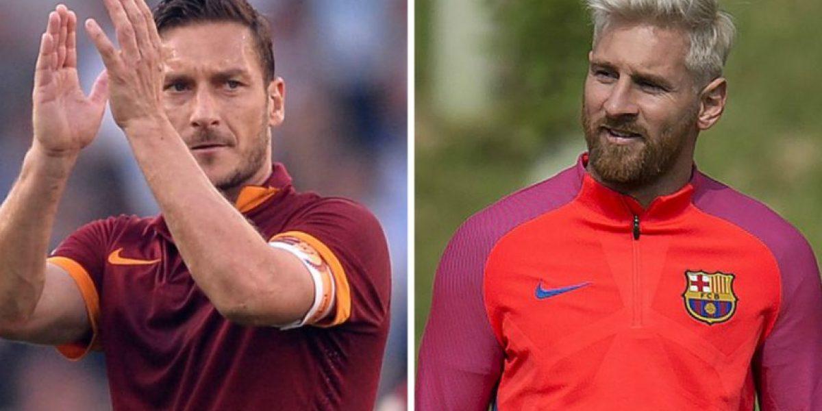 VIDEO: El emotivo mensaje de Messi a Francesco Totti por su cumpleaños