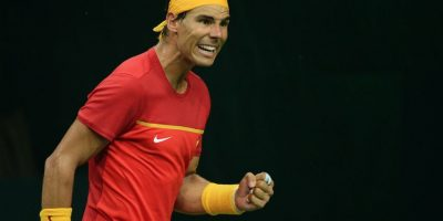 VIDEO. Rafael Nadal detiene su partido por gritos de angustia de una madre