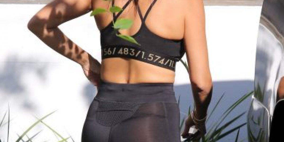 Kourtney Kardashian sufre otra vergonzosa falla de vestuario