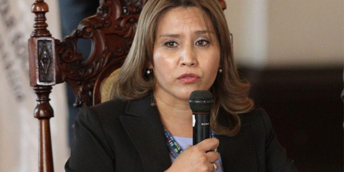 Primera dama, Patricia de Morales, reaparece y presenta un programa social