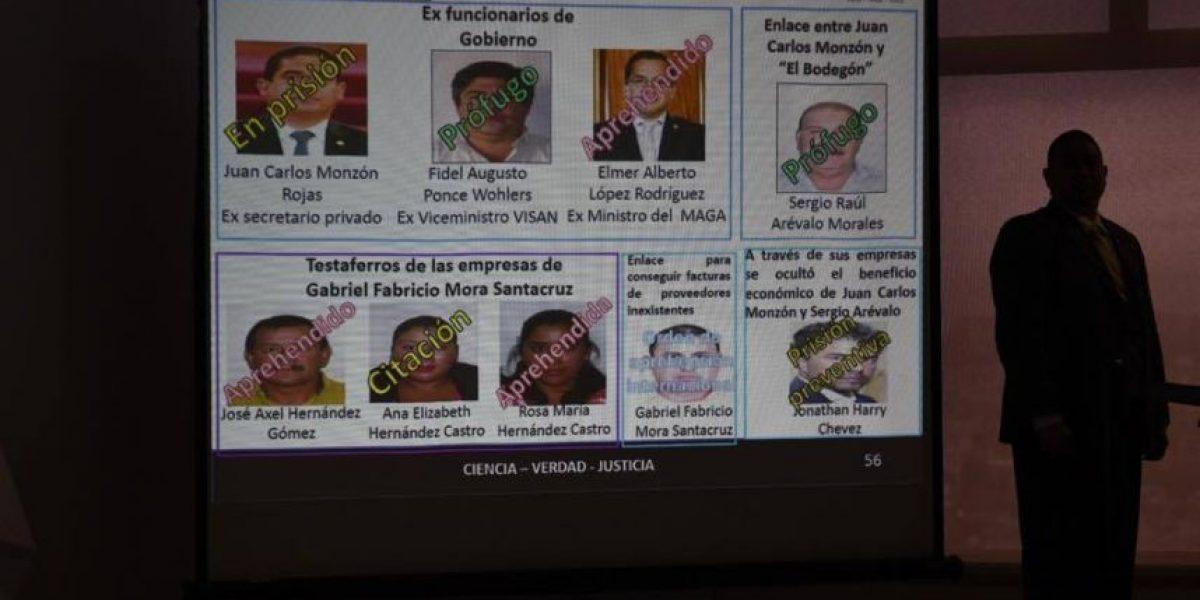 Caso El Bodegón: Maga firmó contrato con empresa que negoció con contrabandistas de maíz