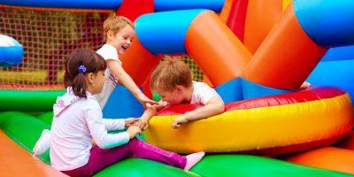 ¡Participa de la Feria del Niño el próximo domingo!