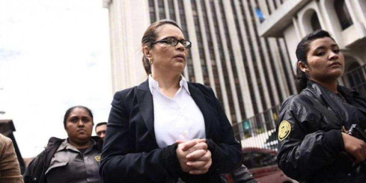 """Fiscal General dice que """"hay ignorancia absoluta"""" de Baldetti en el caso El Bodegón"""
