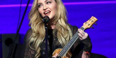 Madonna también se desnuda por votos para Hillary Clinton