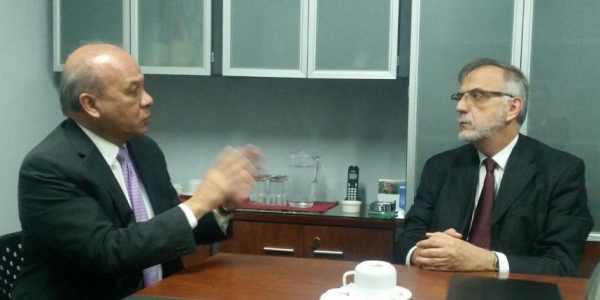 La CICIG apoyará en la investigación por supuesta mafia en el Ministerio de Cultura y Deportes