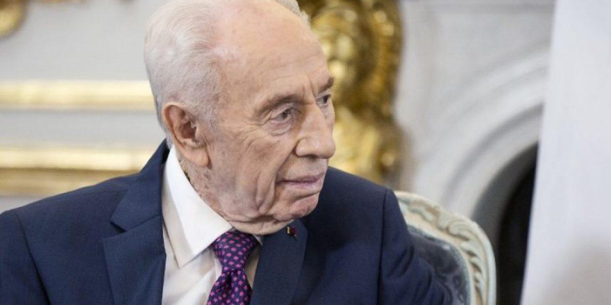 Muere expresidente de Israel Shimon Peres, ¿quién era?