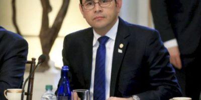 Jimmy Morales se reúne con CICIG, PDH y MP por reformas al sector justicia