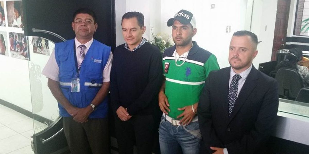 Amenazas de muerte sacan del campo a futbolista guatemalteco