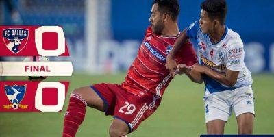 Suchitepéquez empata ante Ruiz y el FC Dallas