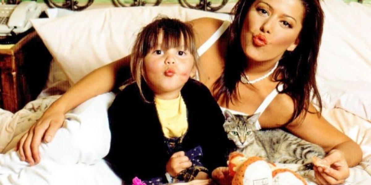 Hija de Alejandra Guzmán publica foto sin ropa y hace fuertes declaraciones sobre su infancia