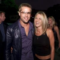 Getty Images Foto: Brad Pitt y Jennifer Aniston