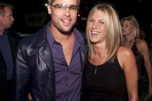 Getty Images Foto:Brad Pitt y Jennifer Aniston