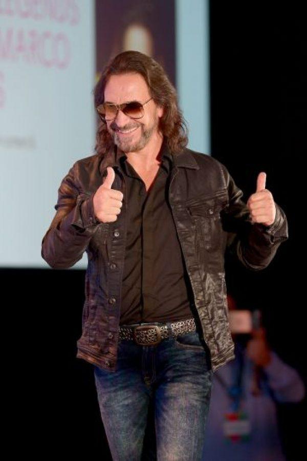 Getty Images Foto:El cantautor mexicano celebrará 40 años de trayectoria