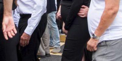 Novia embarazada de José Fernández asiste al funeral