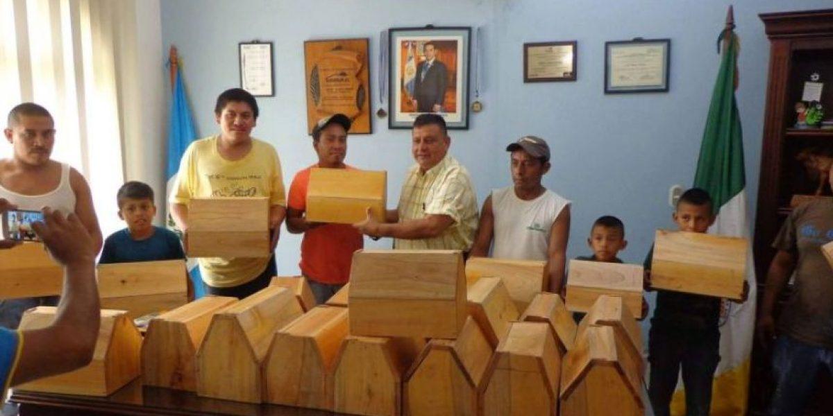 Alcalde debe aclararle al Ministerio de Trabajo el regalo de cajas nuevas a lustradores