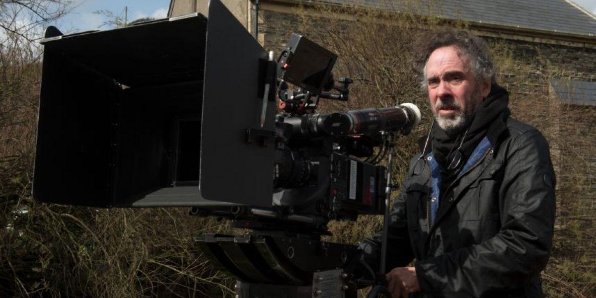 """Tim Burton: """"Fui un niño peculiar"""""""