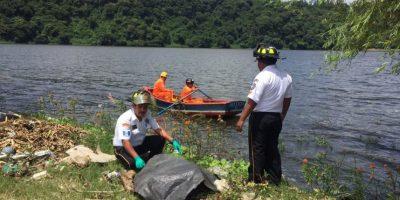 El cadáver de un niño que tenía alerta de búsqueda es localizado en el lago de Amatitlán