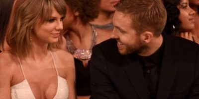 Taylor Swift y Calvin Harris son amigos otra vez