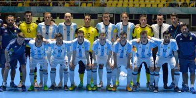 Argentina y Rusia sostendrán el último pulso por la Copa del Mundo de futsal