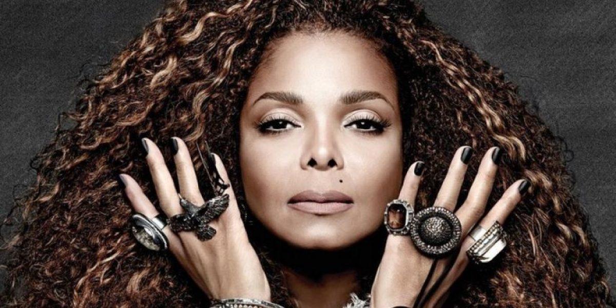 Filtran primeras imágenes del baby bump de Janet Jackson