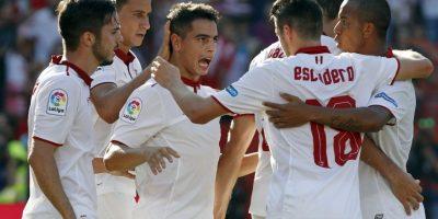 El Sevilla asalta el liderato de la Liga española