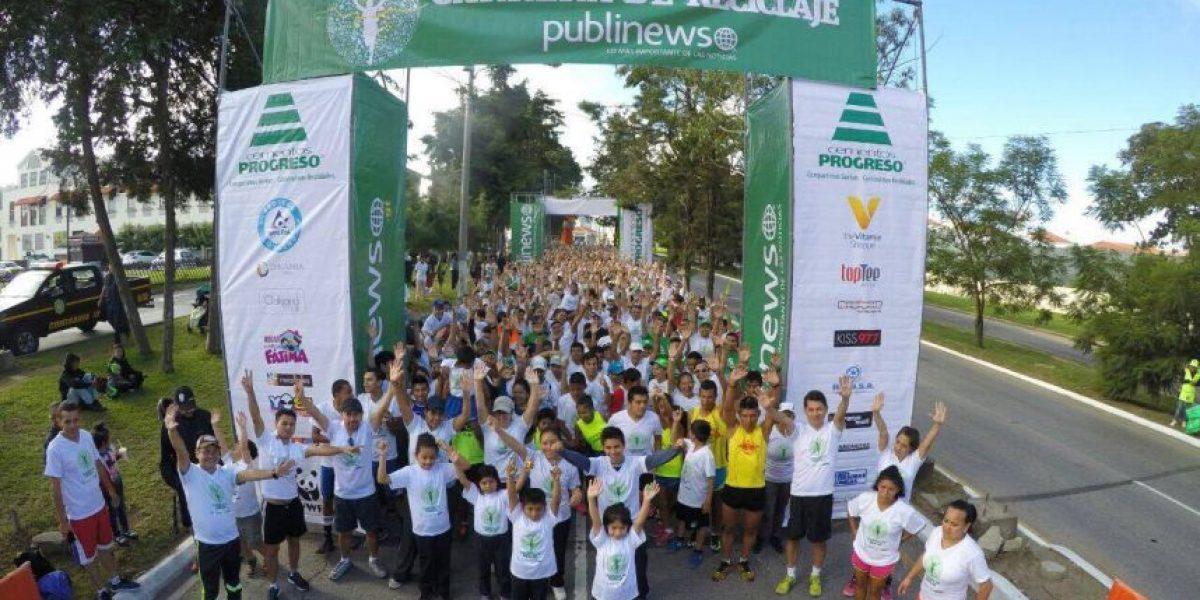 Con alegría y éxito se cumple la #CarreraPublinews