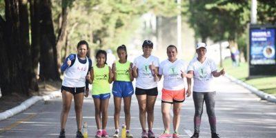 TOP 6 en la rama femenina Foto:Oliver De Ros