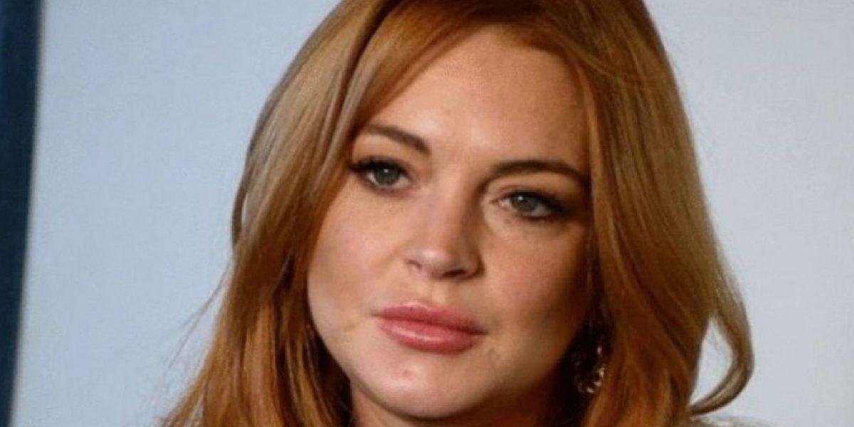 FOTO: Lindsay Lohan perdió la mitad de su dedo