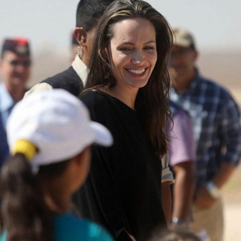 Getty Images Foto:Así la captaron a 5 días de la decisión de su divorcio