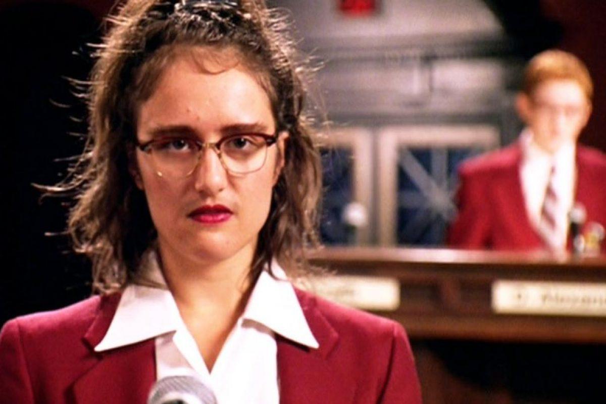 Paramount Foto:Su nombre era Caroline Kraff y así se ve en la vida real