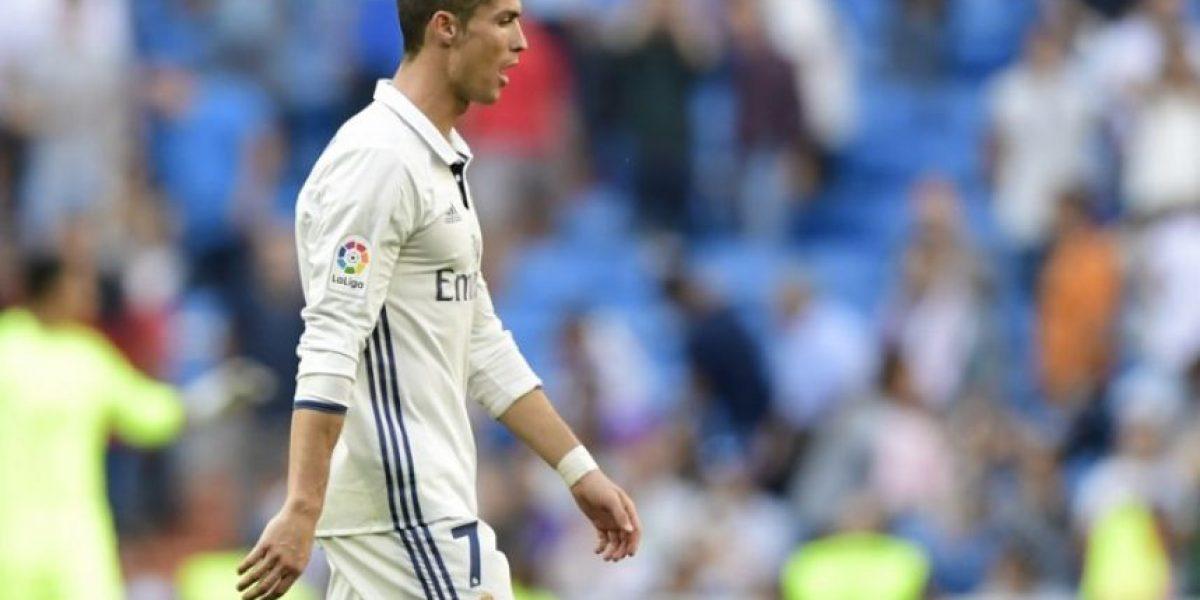 VIDEO: El enfado de Cristiano con la afición tras el empate contra el Eibar